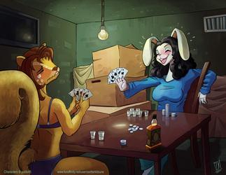 Drunk Poker