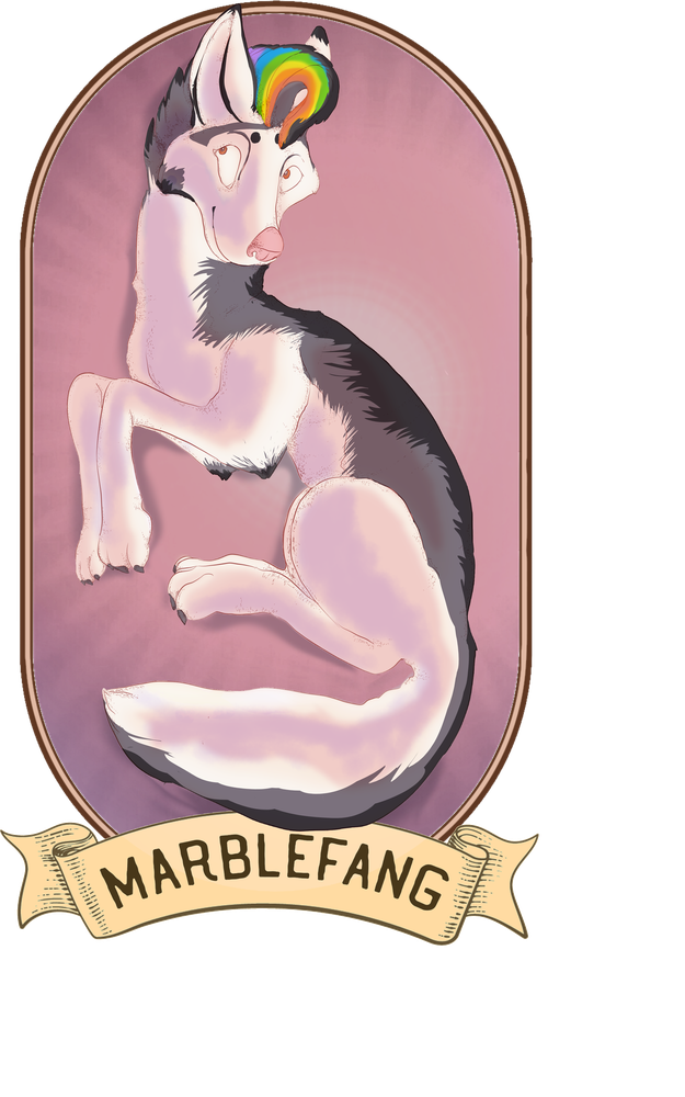 Most recent image: Badge: MarbleFang
