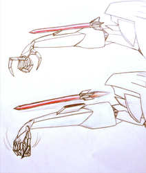 Scrim Sketches--Trigger Mechanism