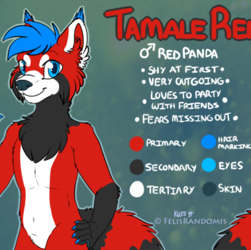 Tamale Red Ref