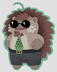 Hedgehog (New Character 44 *Not My Art*)