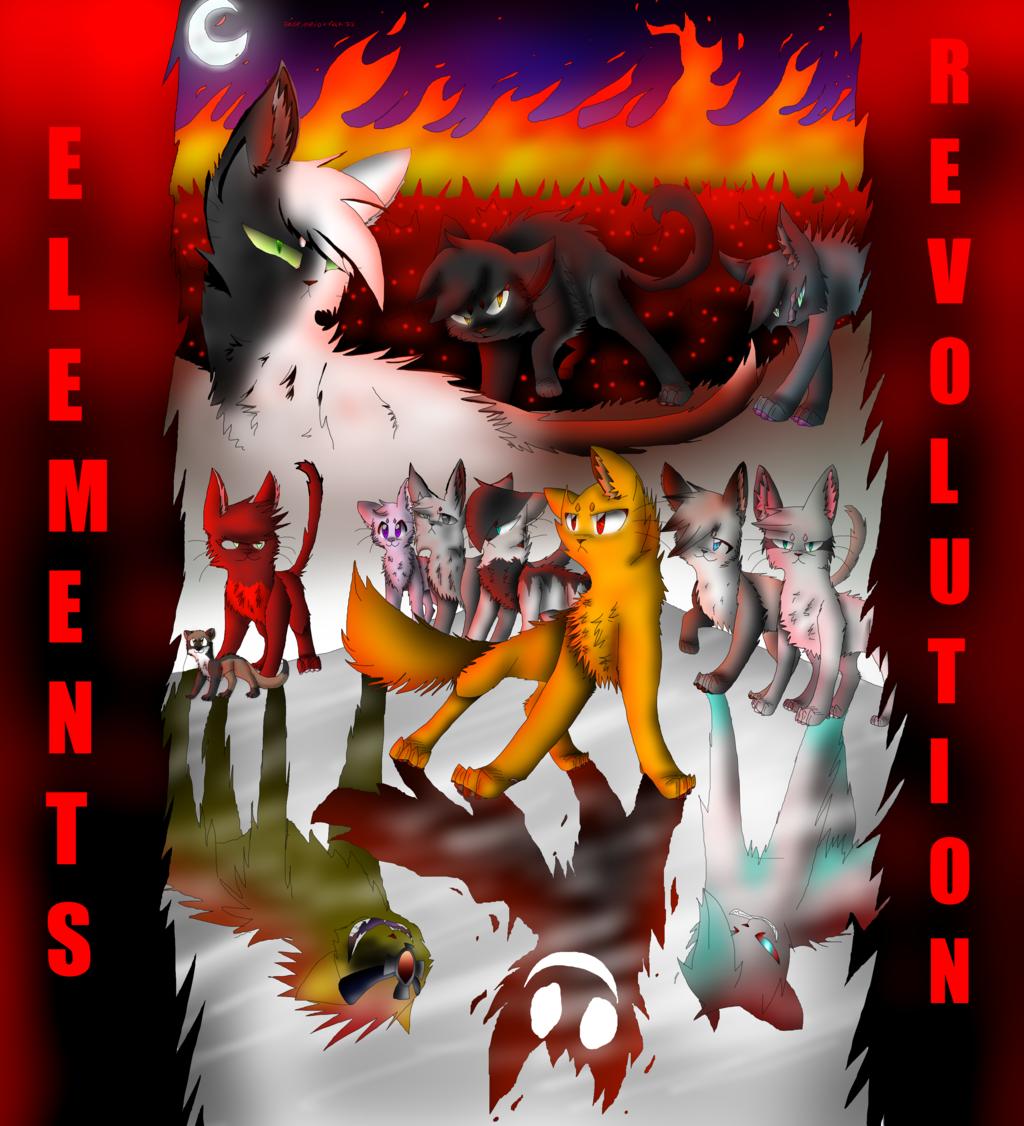 Elements Revolution Promo Poster