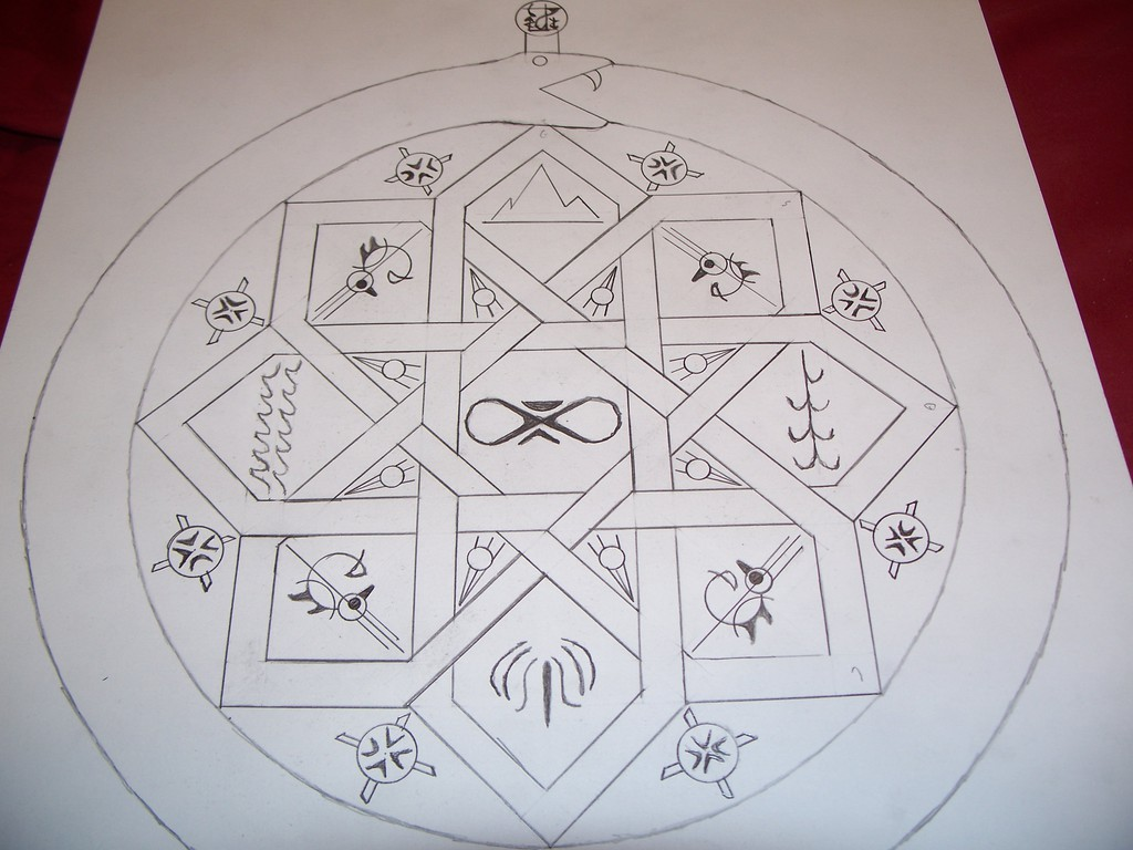 FullMetal Alchemist/Palladium Rifts Pocket Watch