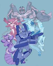 (SC!) 026 - Shinsei - Super Robot Furs