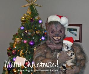 A Christmas Greeting!