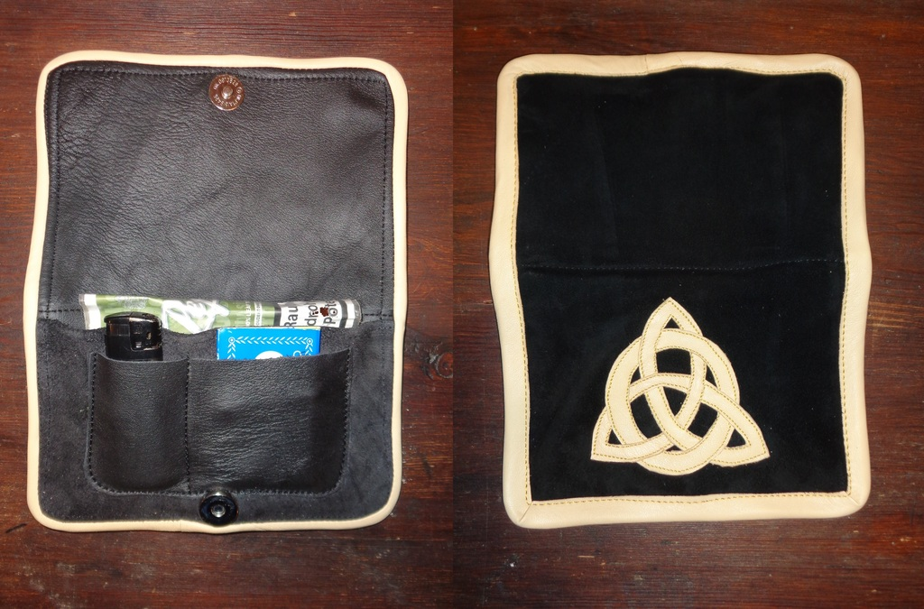 Celtic Tobacco case 1/2