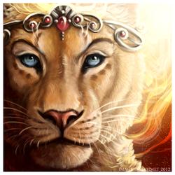 Regal Warrioress