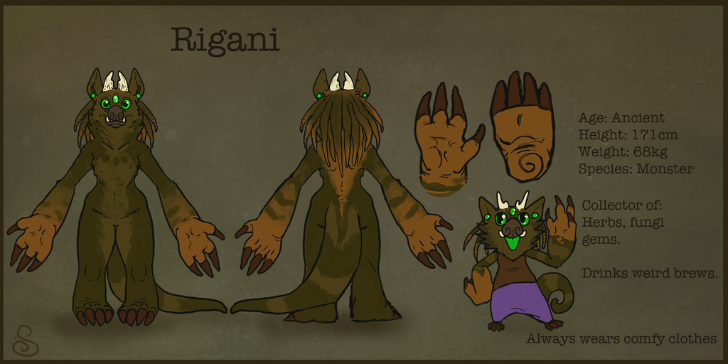 Most recent image: Rigani reference 2016