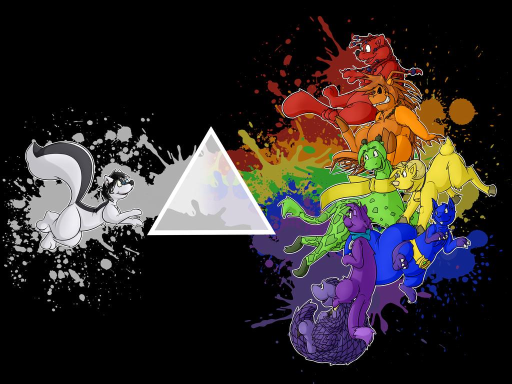 Russet Rainbow