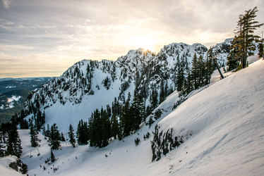 Alpental, January 2014