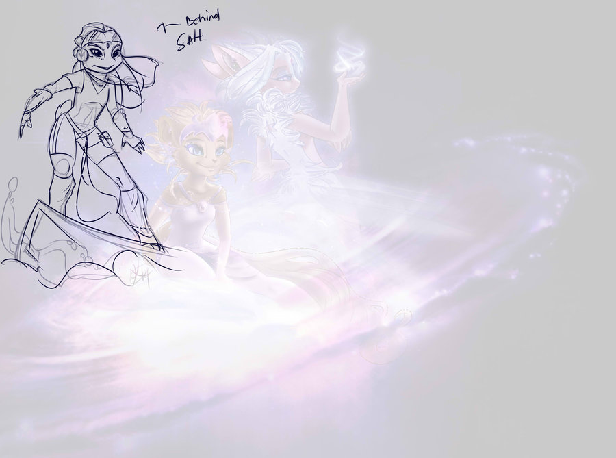 WIP part two - TEAM MIRAGE