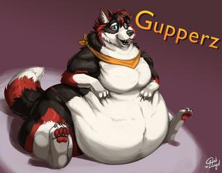 Gupperz, round puppers