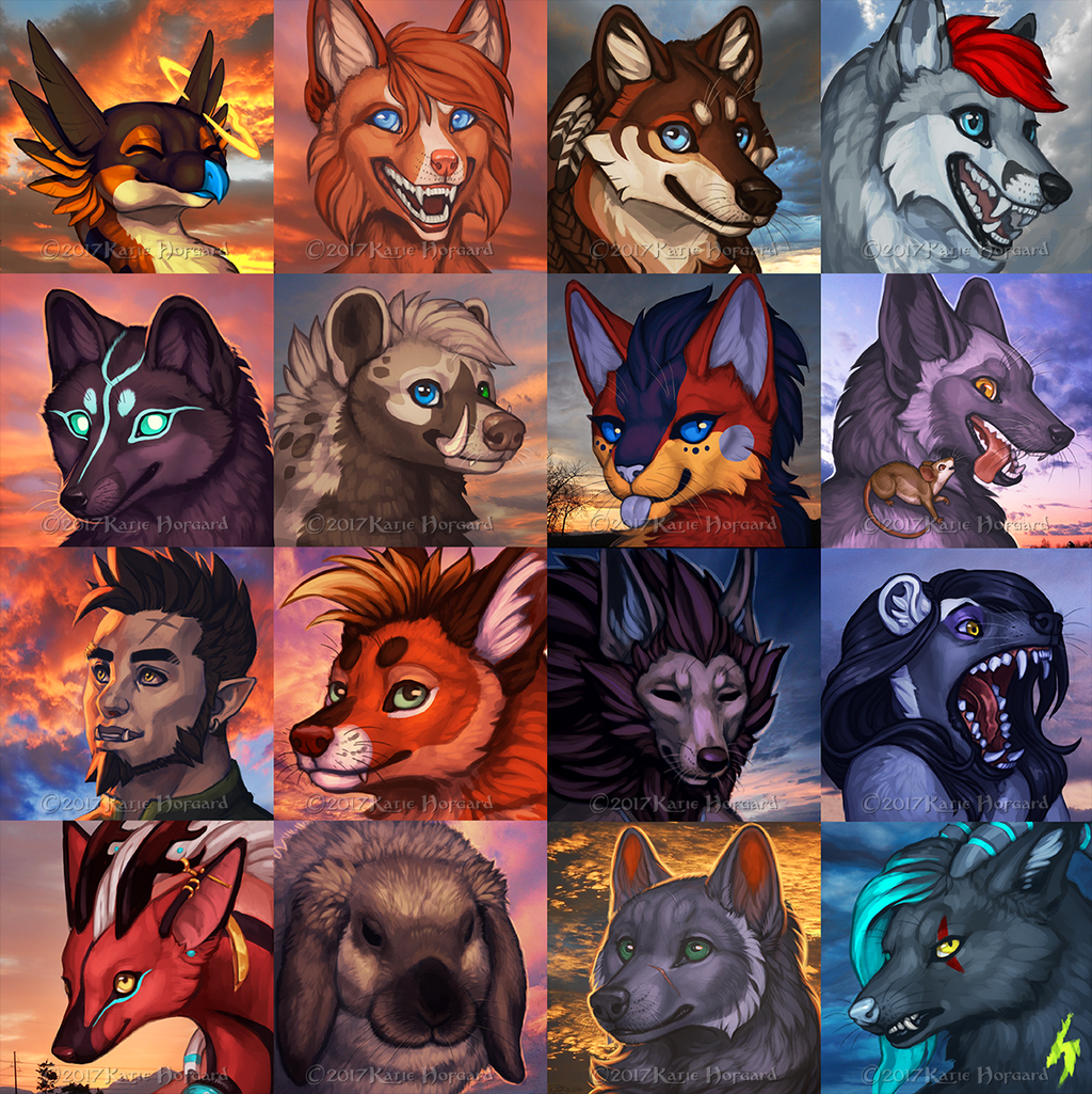Icon Compilation July 2017