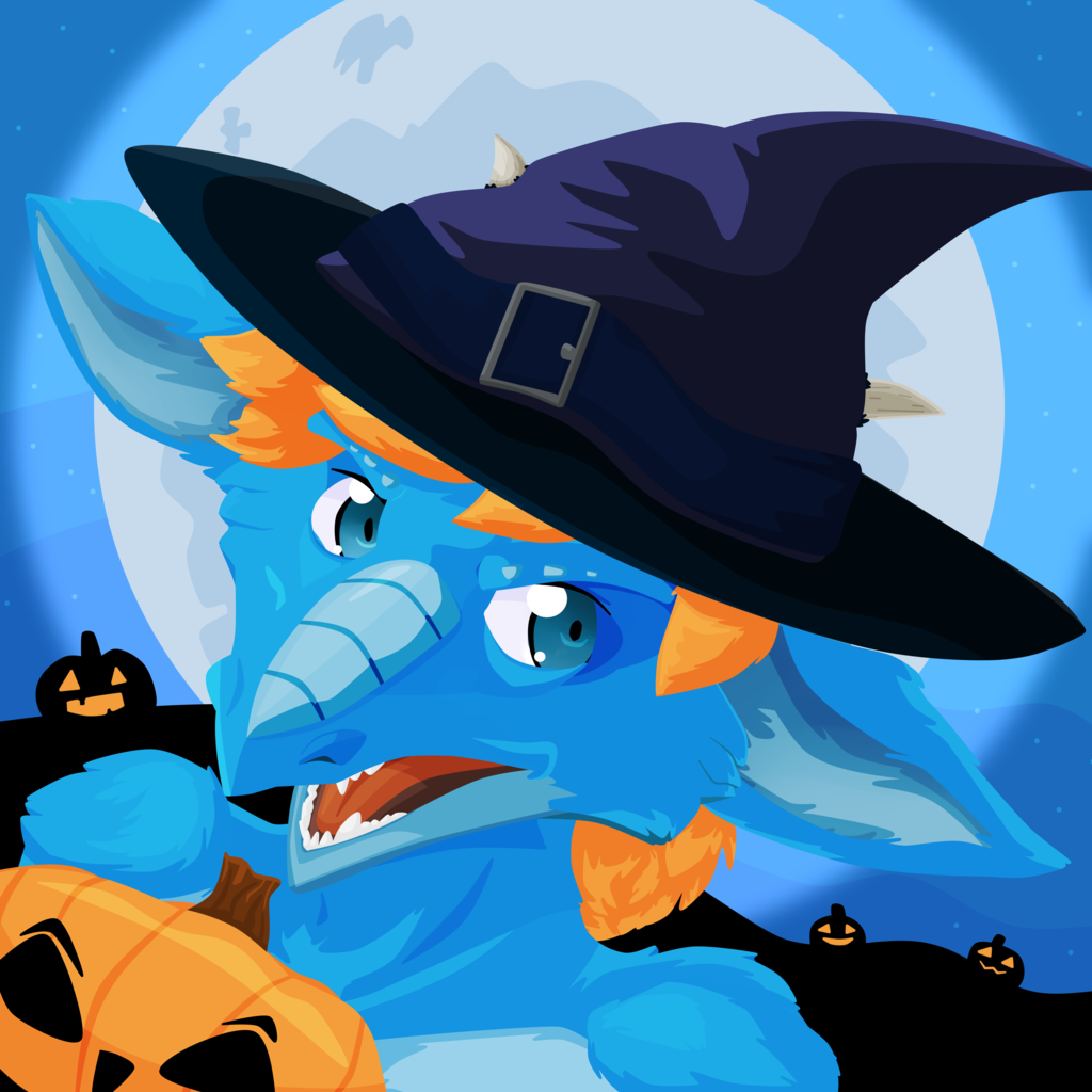 Halloween icon for Lunao!