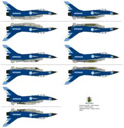 Argentine Navy Lavis