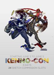 KENNO-CON tomorrow!