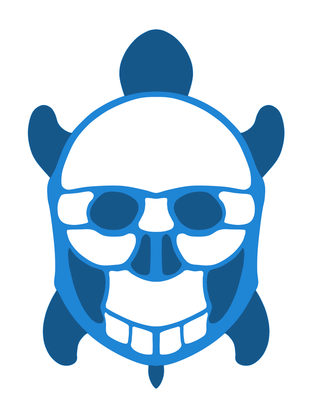 Jugger Emblem - Rigor Tortoise