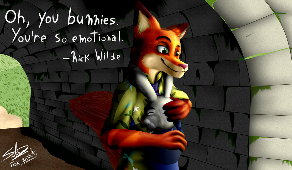 Most recent image: Judy hugging Nick - Zootopia