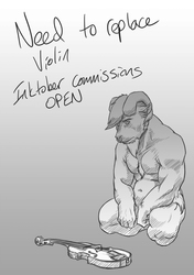 Inktober Commission Open