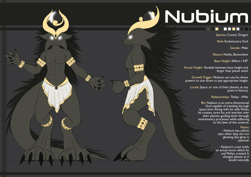 Reference Sheet - Nubium