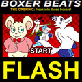 Boxer Beats Flash: The Opening!