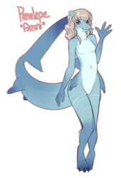 Penni the shark