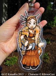 Chibi Kuroro Badge