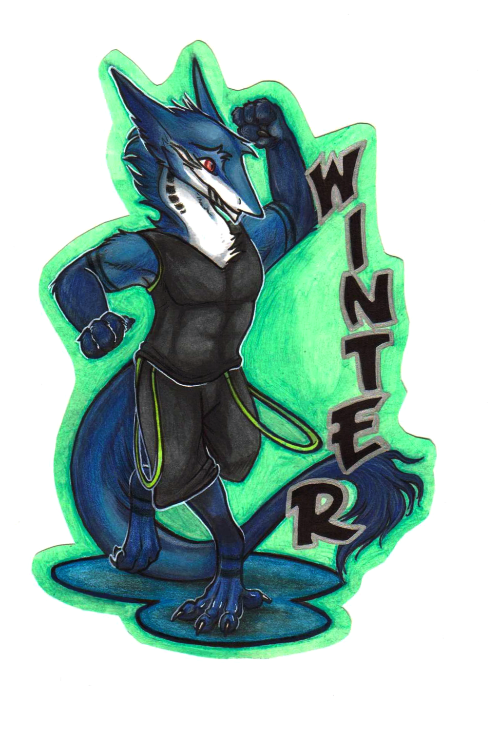 Most recent image: Winter [Badge Comm]