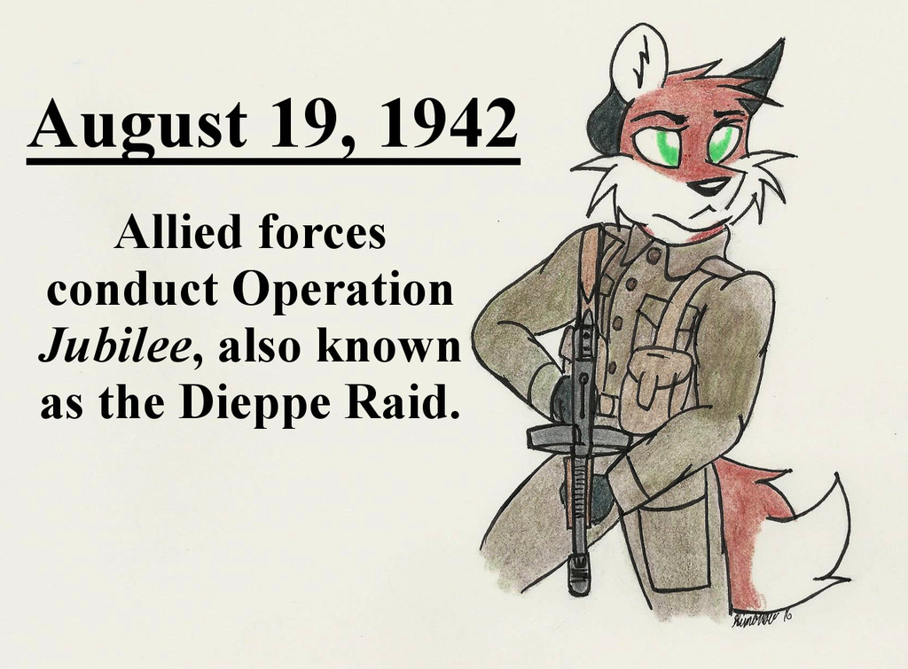 This Day in History: August 19, 1942