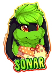 Sonar Badge 2019 - By SparksReator