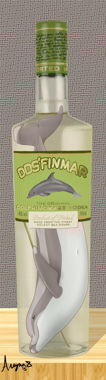 Bottle Badge - Dos'finmar