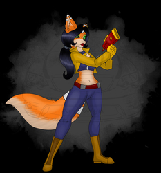 Lupe as Carmelita Fox-Request