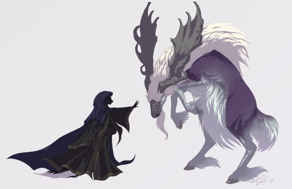 Be Still, Foul Beast!