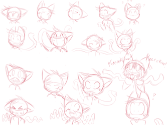 Pokeyoo Faces