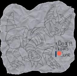 June Doodlebug
