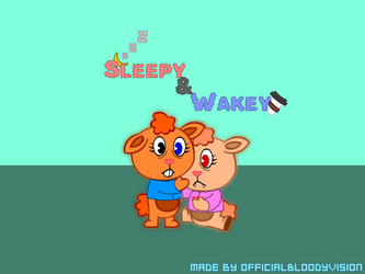 [DSW] Sleepy and Wakey