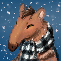 [Commission] Winter Icon