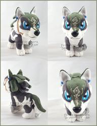 Chibi Wolf Link V2