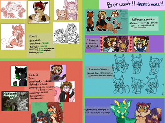 2014 Commission Prices // General Guidelines