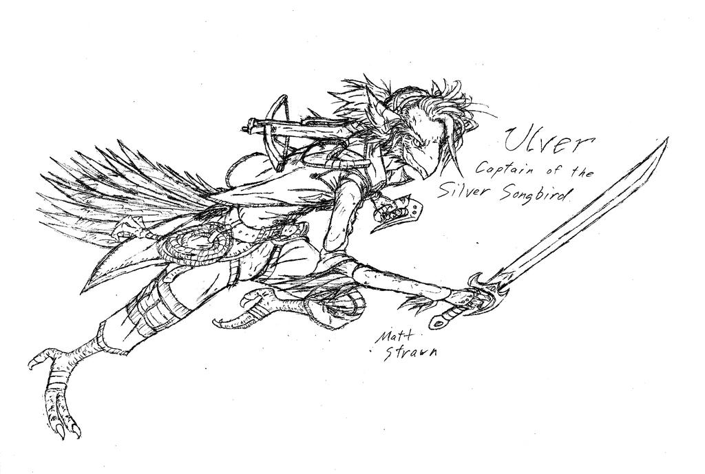 Ulver, Captain of the Silver Songbird