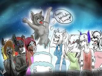 Luna's Birthday Present