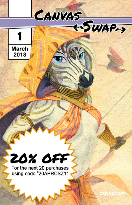 Canvas Swap I1 Sale: 20% off!