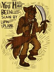 League: Lupinplank