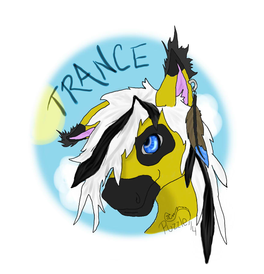 Most recent image: Trance Badge for TFF!!