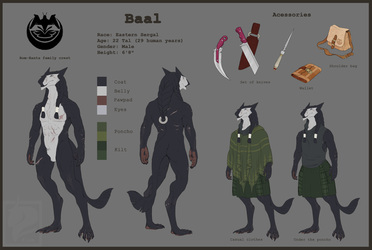 Baal Reference Sheet