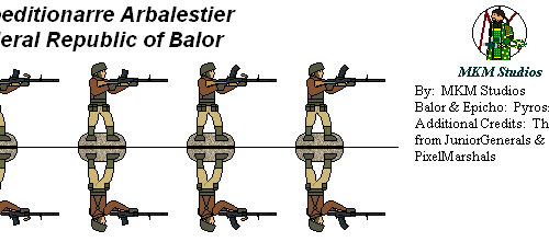 Baloran Arbalestier