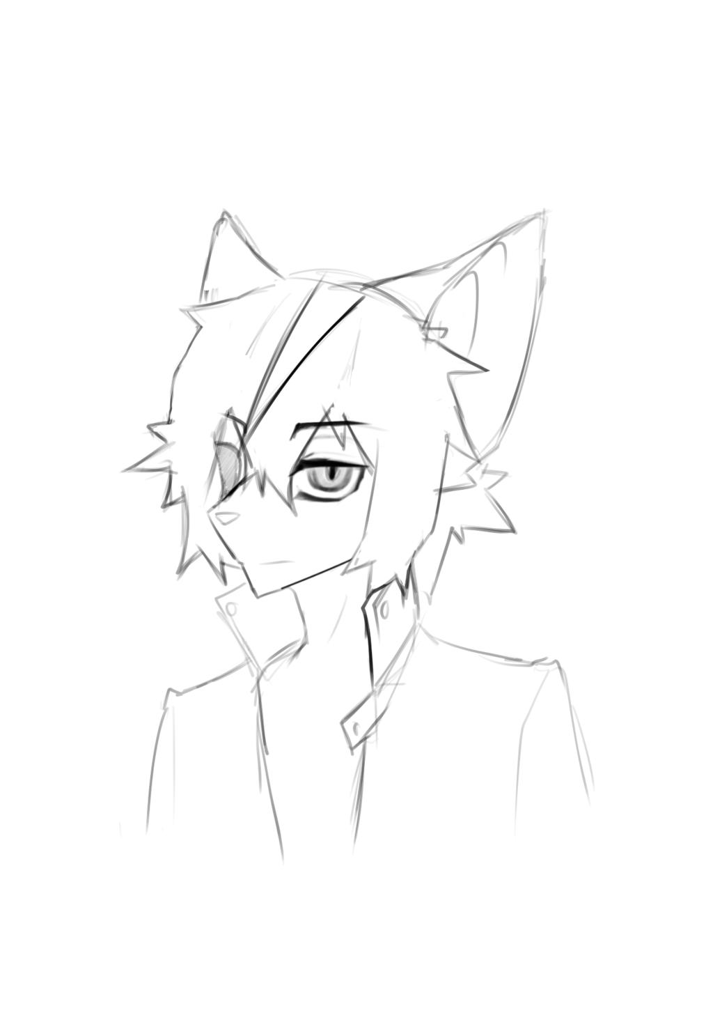 Blake doodle