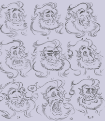 Nine Expressions (Riaag)