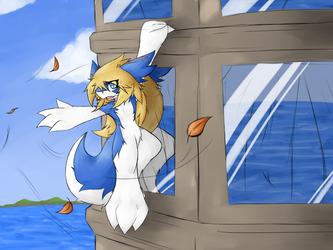 Free Blowing Wind