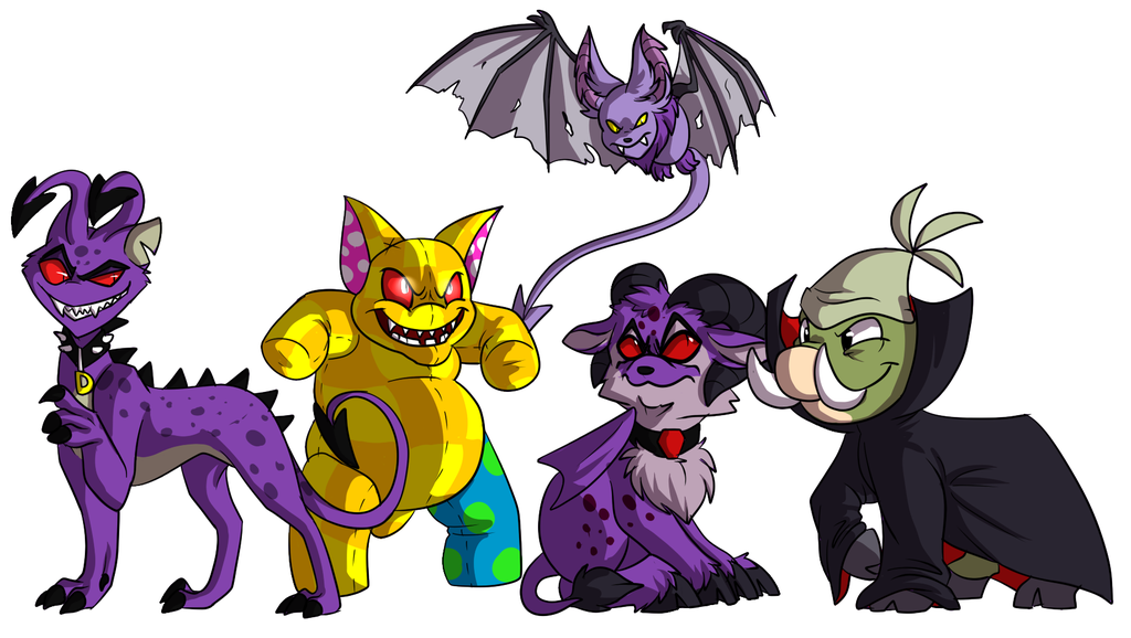 Darigan Party